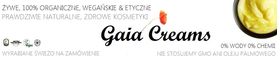 Polecam sklep Gaia Creams