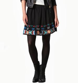 Promod Skater Skirt