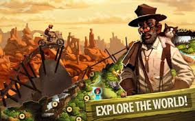 Trials Frontier v3.2.5 MOD APK (Unlimited Coins+Diamonds+Fuel) Android