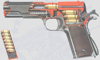 pistola, micro relato