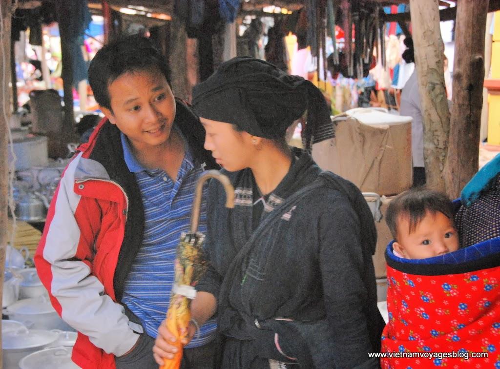 Khám phá chợ phiên Nậm Lúc ở Bắc Hà