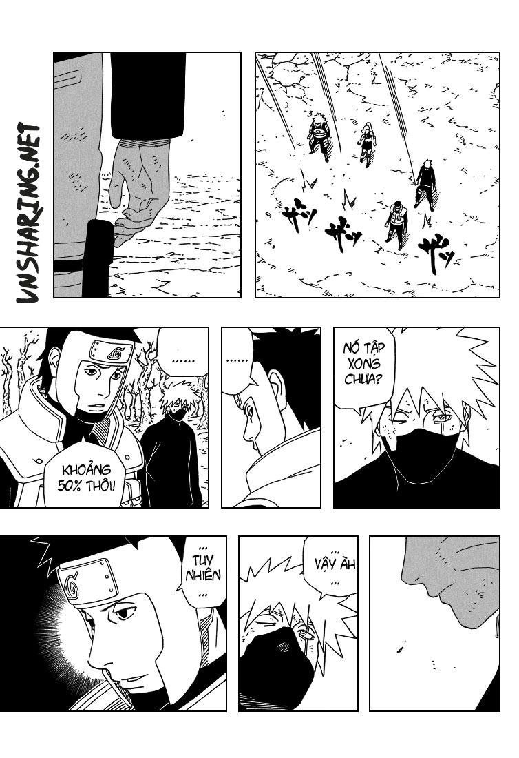 Naruto chap 338 Trang 6 - Mangak.info