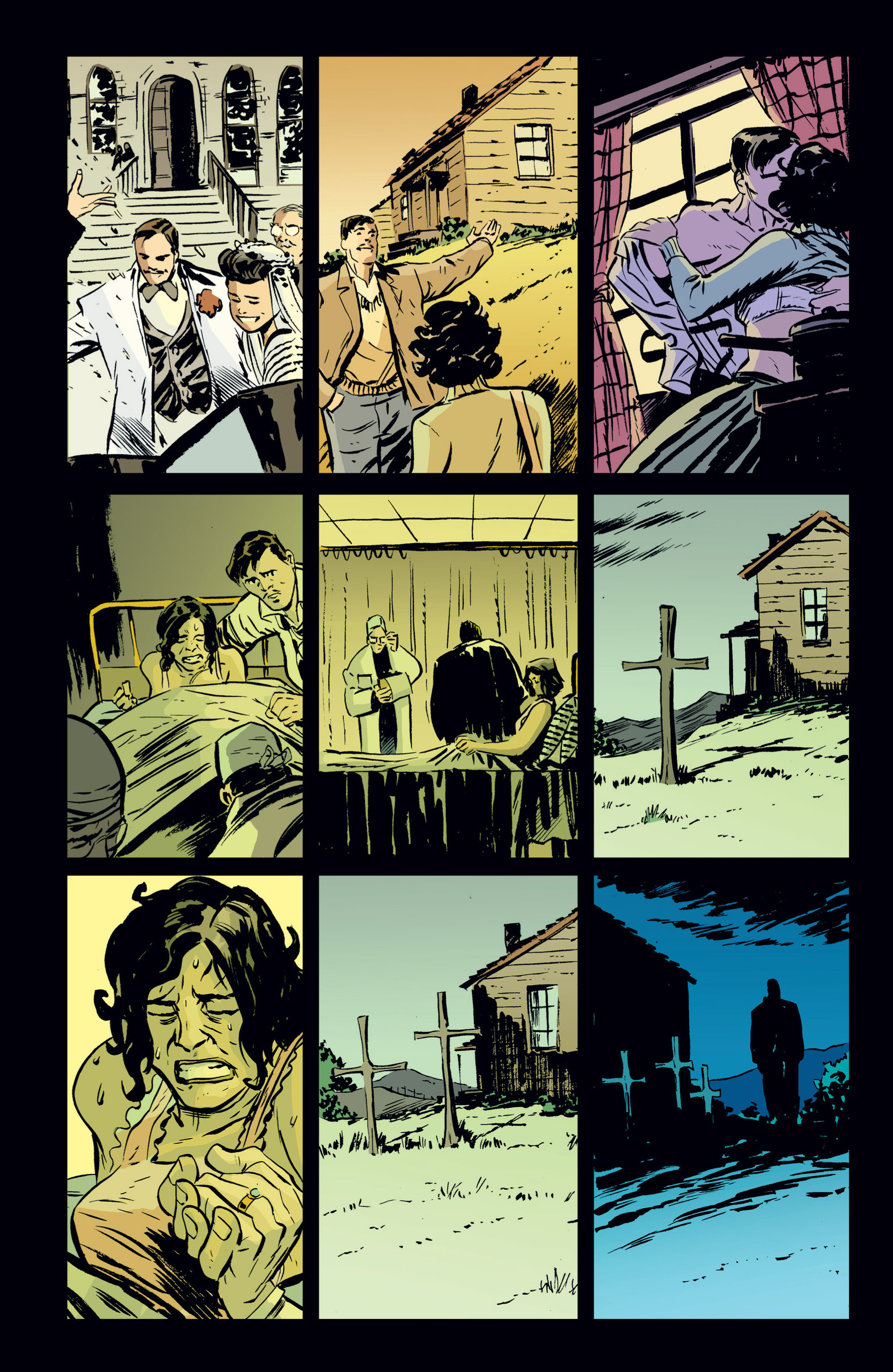 Read online Mind The Gap comic -  Issue #14 - 13