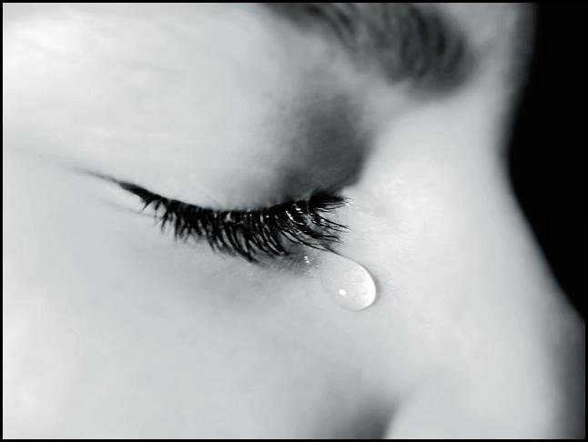 My Eyelid.