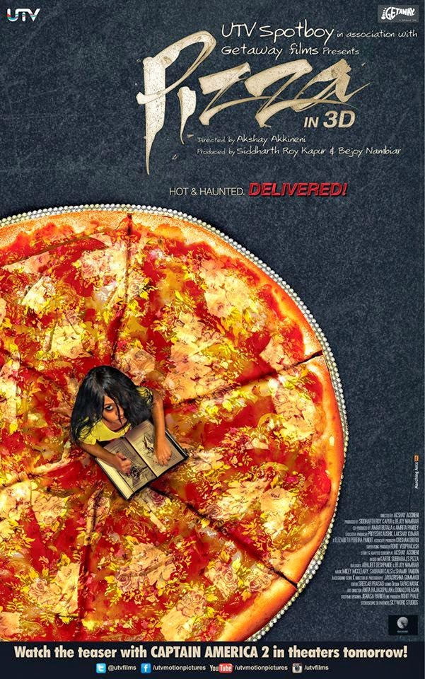 First poster of UTV Spotboy's upcoming movie Pizza