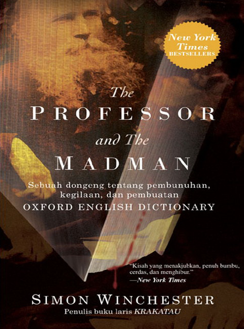 Download Novel Gratis Professor and The Madman – Simon Winchester