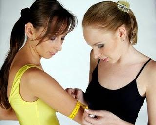 Cara Mengecilkan Lengan Tangan Wanita