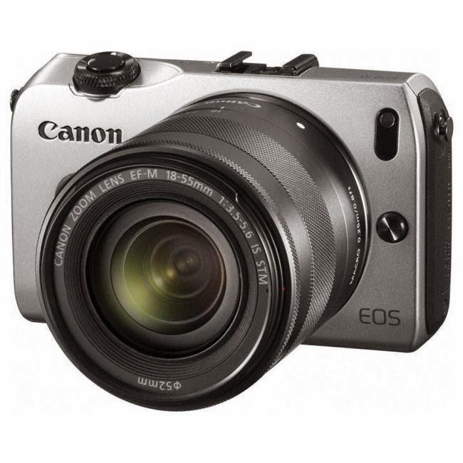 Jenis kamera canon