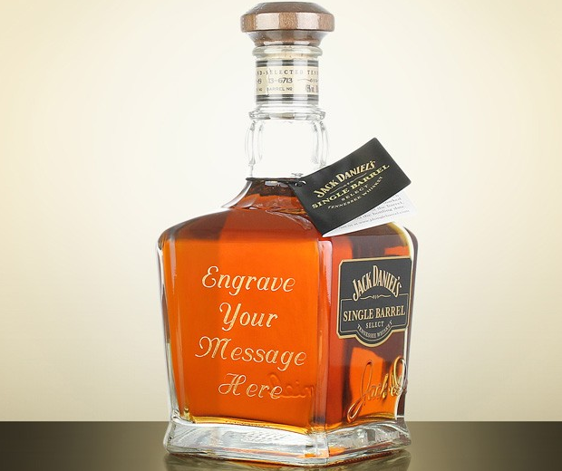 Jack Daniel's Single Barrel Engraved