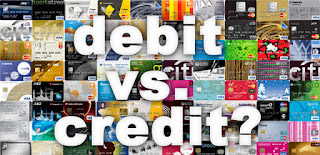 Debit Card Vs Credit Card - Pros and Cons