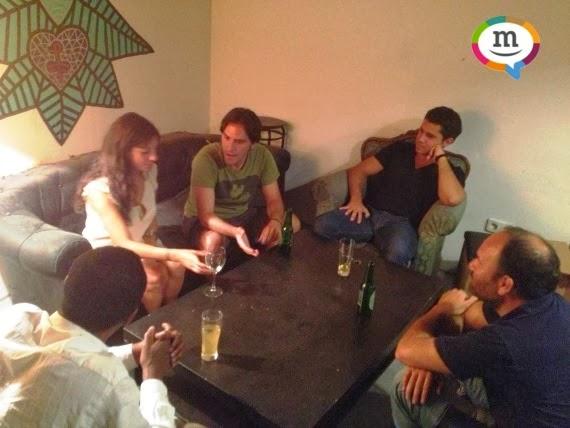 Grupo de conversación inglés