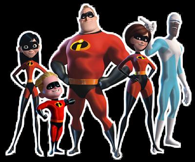 Los increibles animatoons for Cosas insolitas e increibles