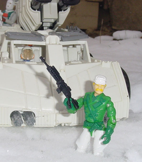 1994 Windchill, Blockbuster, Snow Storm, 1993