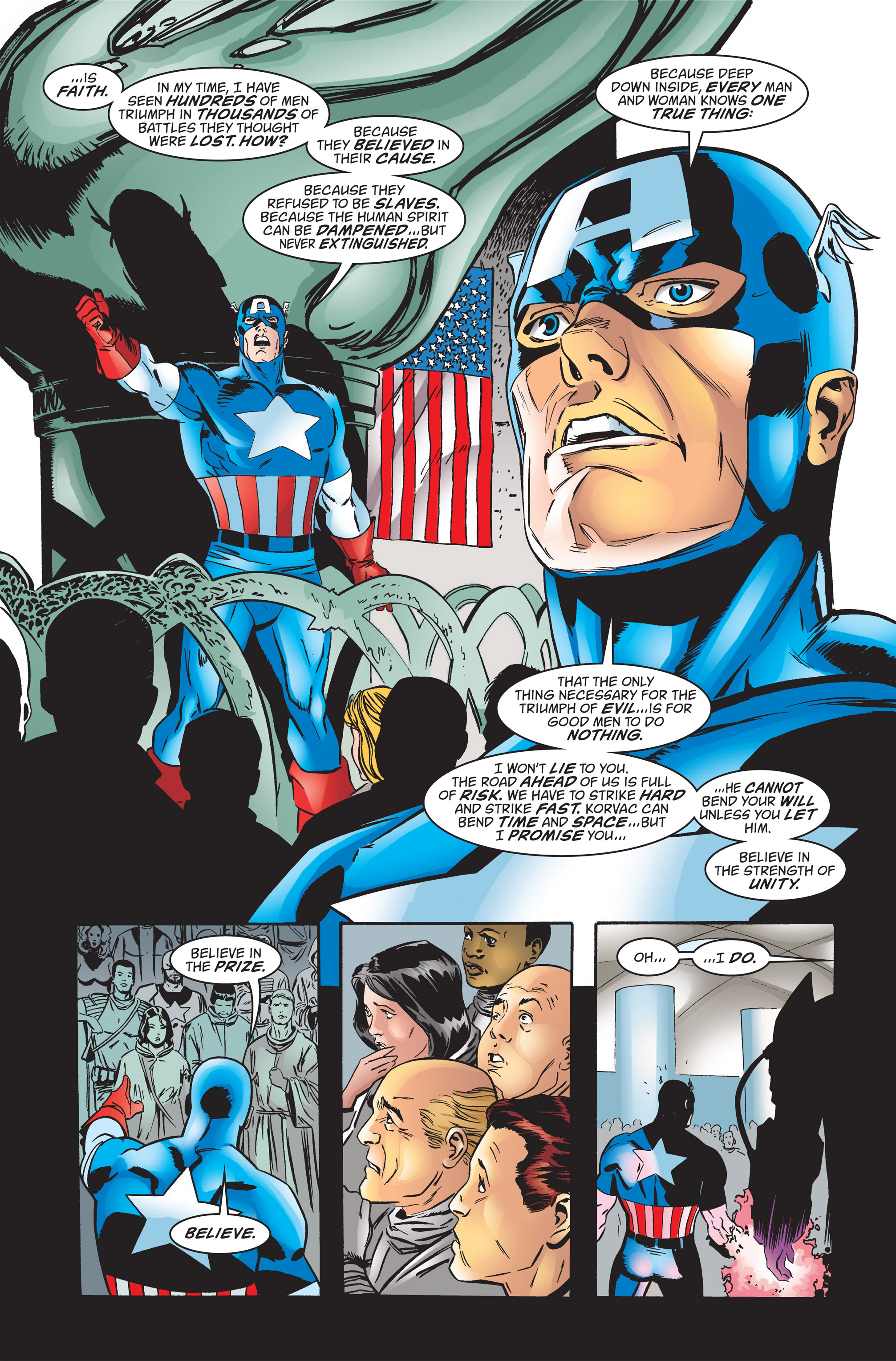 Captain America (1998) Issue #18 #24 - English 13