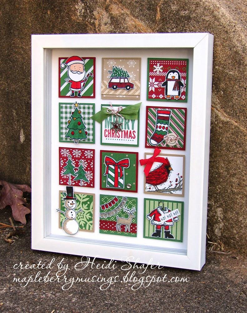 http://mapleberrymusings.blogspot.com/2014/12/stamped-art-santa-frame.html