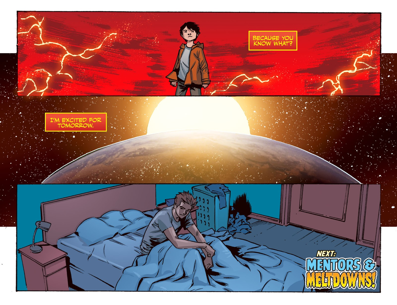 The Flash: Season Zero [I] Issue #20 #20 - English 22