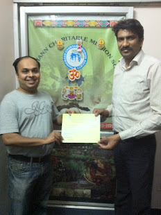 Certificate Distribution to Trainee