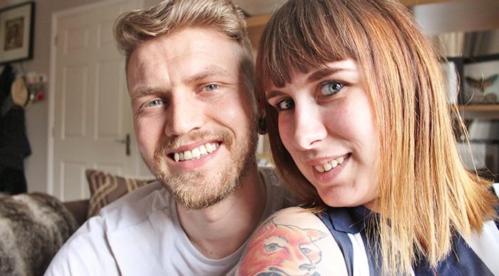Rachel Anne Bee and Dann