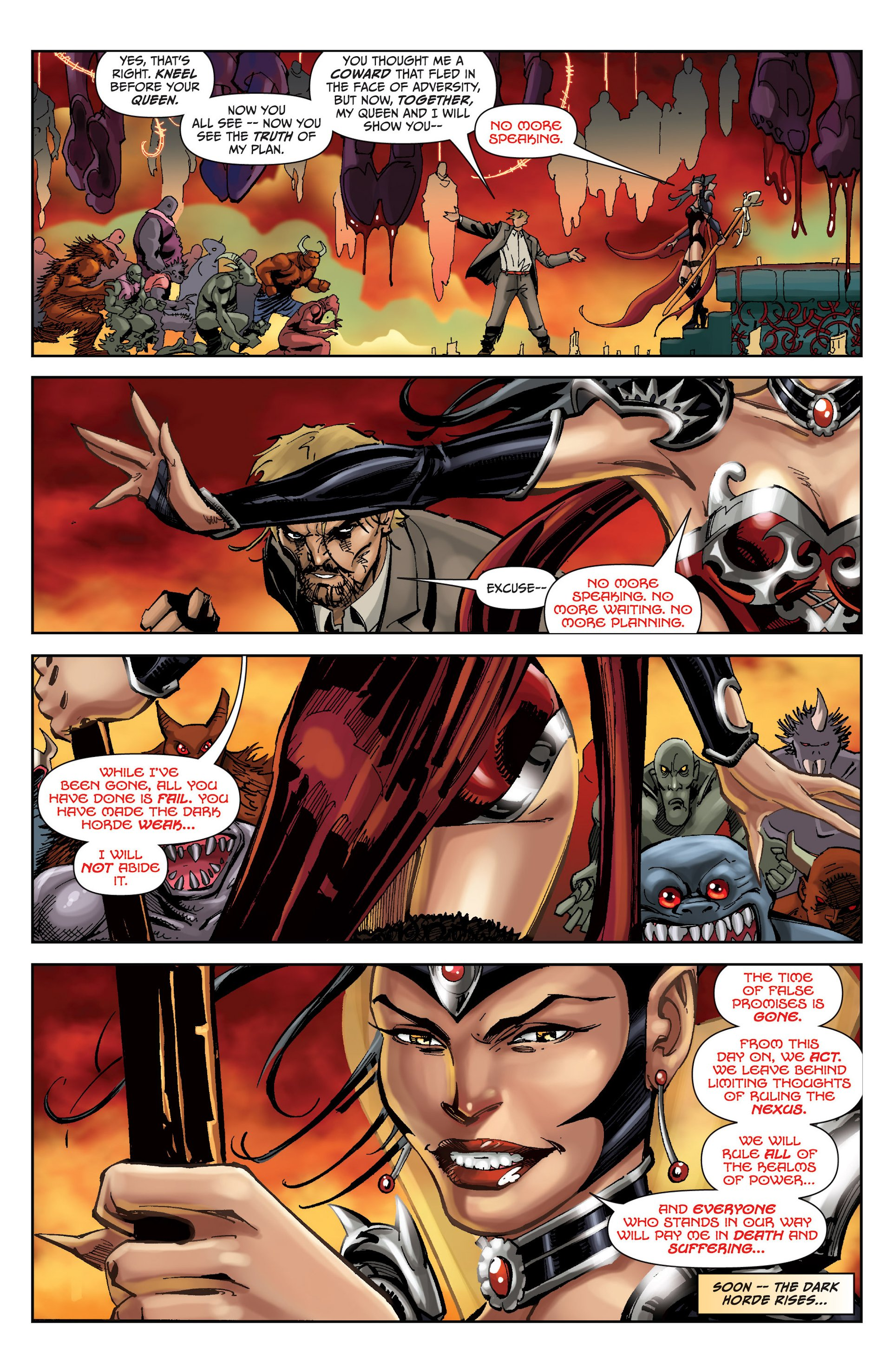 Grimm Fairy Tales (2005) Issue #88 #91 - English 22