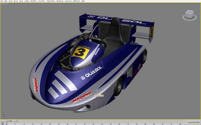 Sandrox superkart project wip