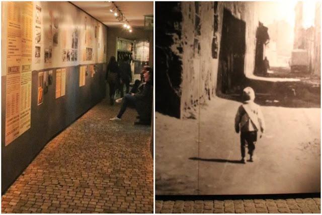 Exposicion en la Fabrica de Oskar Schindler Emalia  en Cracovia