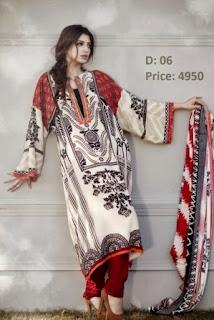 Stunning Maria-B Winter Dresses