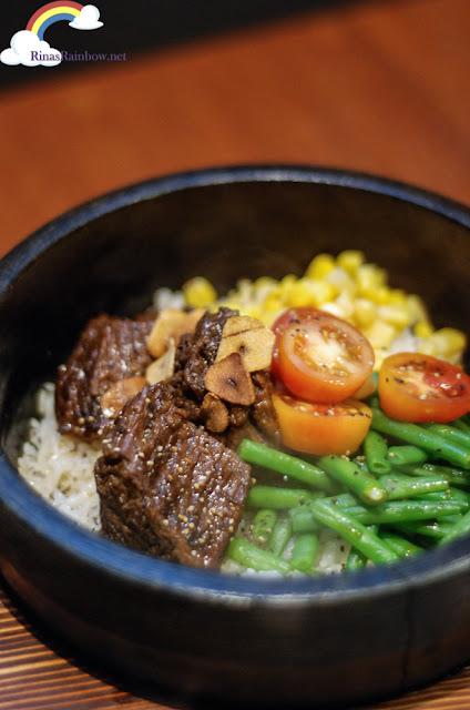 Beef Ishiyaki Rice
