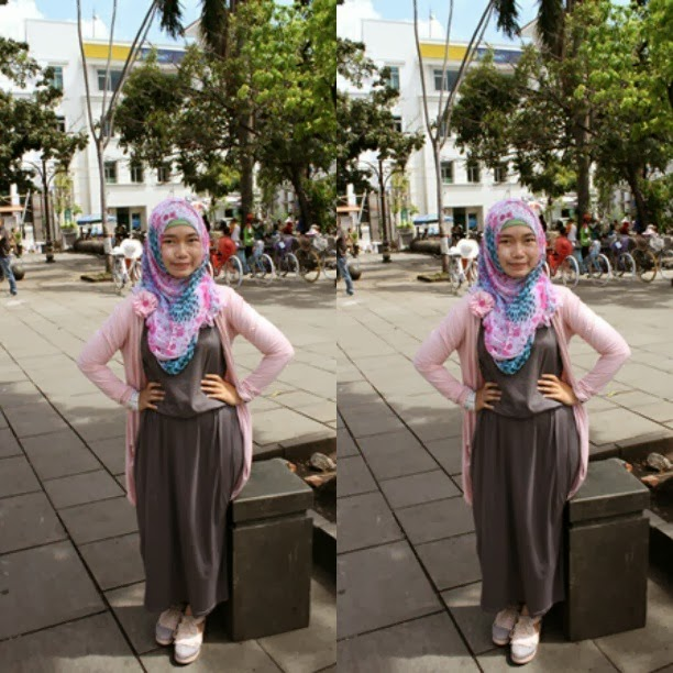 My outfit Hijab
