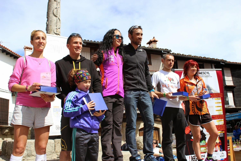 Luis Alberto Hernando, ganador de Tres Valles en 2015. /FOTO VICENTE