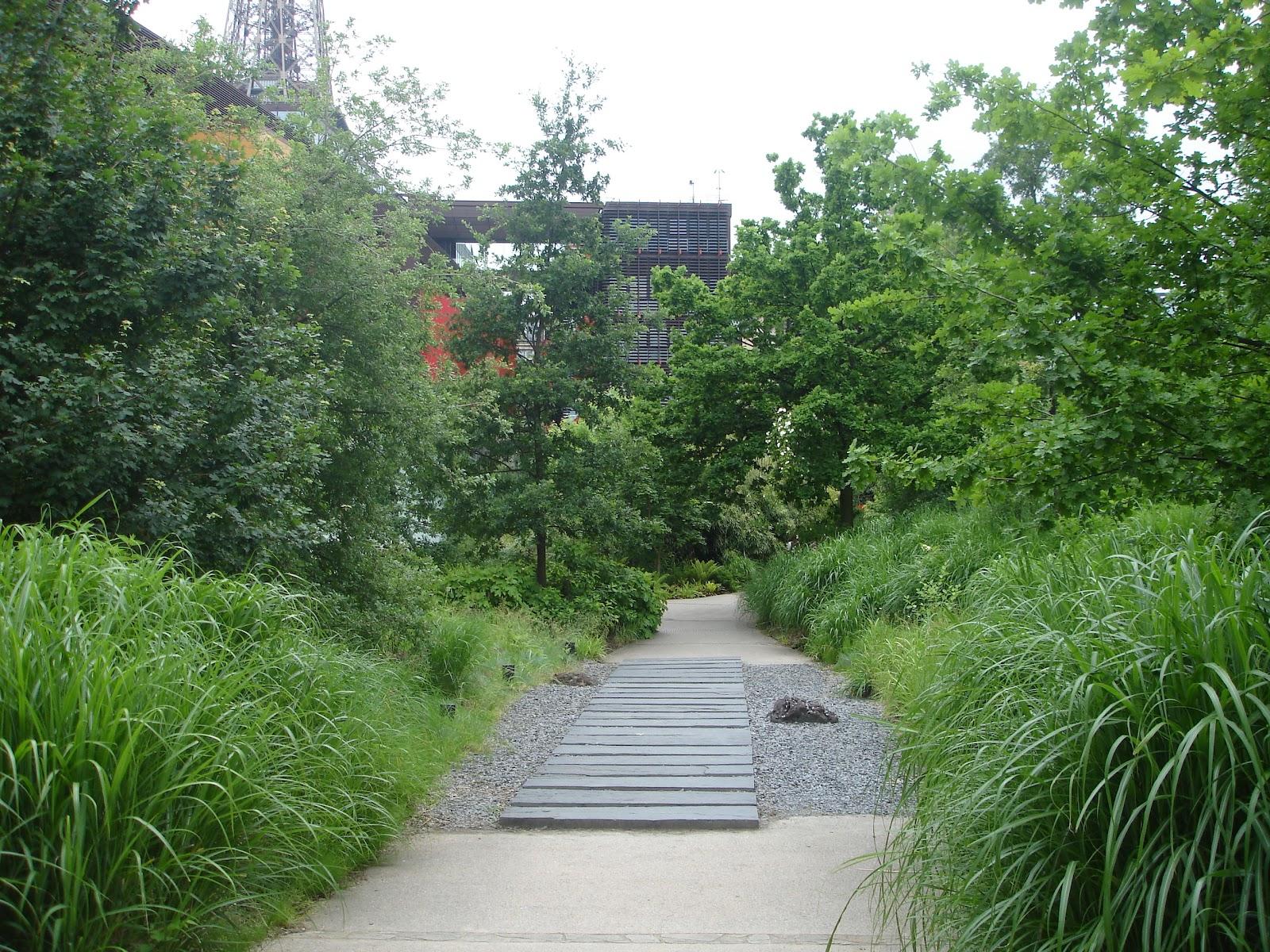 Le jardin de tous les possibles gilles cl ment au quai for Jardin quai branly