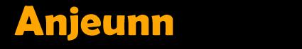 Anjeunn | Cara membuat blog | template blogger