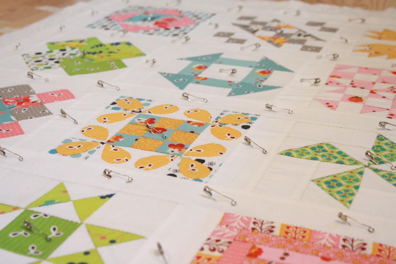 Why Not Sew?: ☆Hand Piecing~Hand Quilting