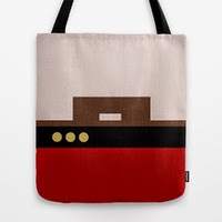 Commander William T Riker - Star Trek: The Next Generation Tote Bags