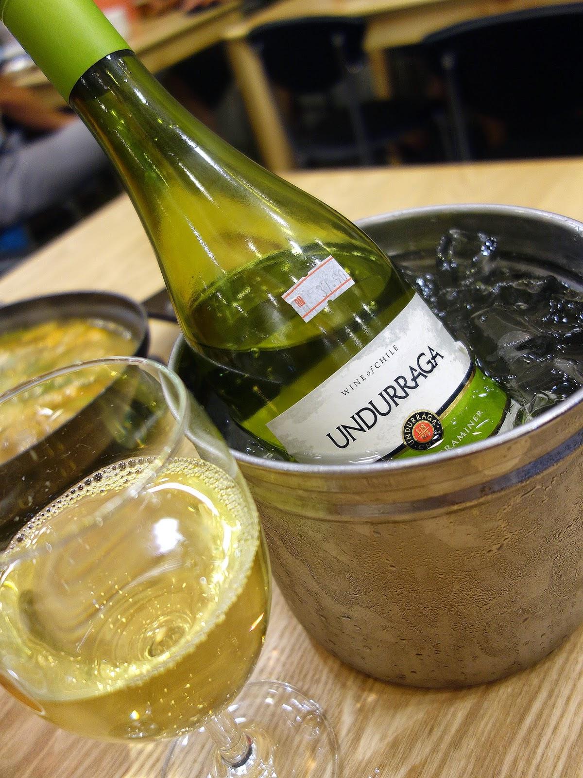 Eat drink kl crazy fish korean seafood restaurant for Fish in a bottle menu
