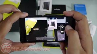 Kamera Infinix Zero 2