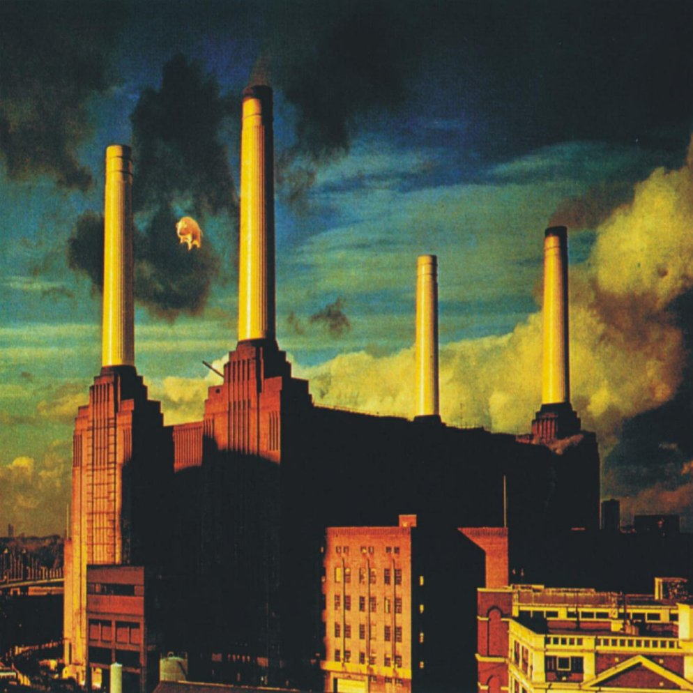 an analysis of the animals album by pink floyd During the making of the album, thorgerson claims that pink floyd  and  concepts from previous albums: the pig from the 'animals' album, the.