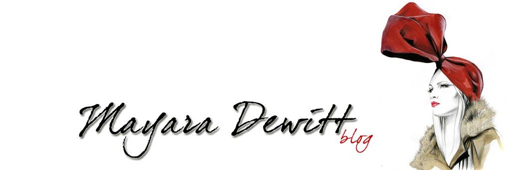 Blog da Mayara Dewitt