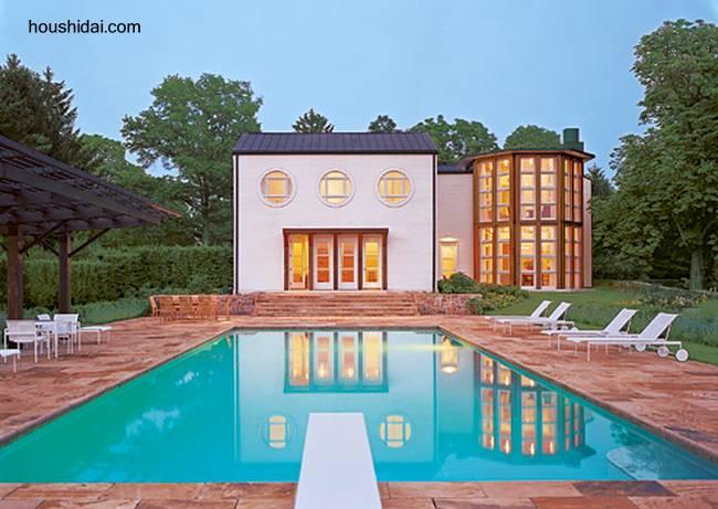 Arquitectura de casas estilos arquitect nicos de casas - Casas minimalistas en espana ...