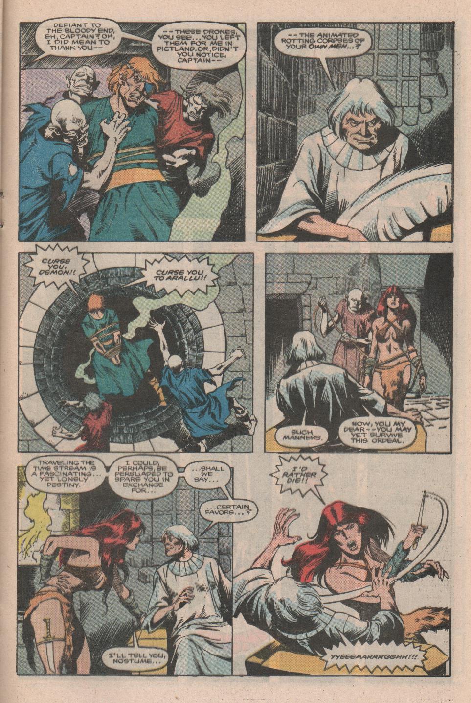 Conan the Barbarian (1970) Issue #177 #189 - English 15