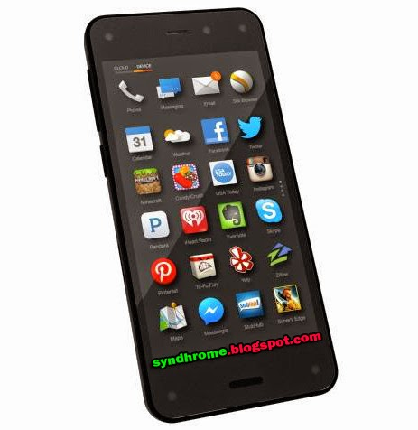 Spesifikasi dan Harga Amazone Fire Phone | Si Smartphone Api?