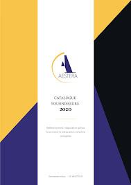 Nouveau Catalogue Fournisseurs 2020 !