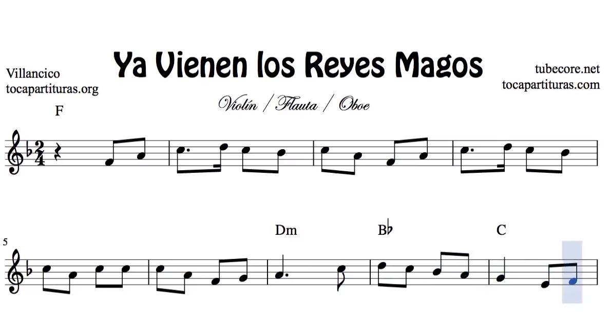 http://www.tocapartituras.com/2012/12/28-partituras-de-villancicos-de-navidad.html