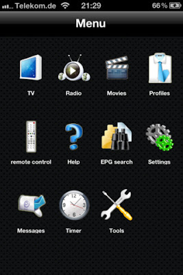 Phan mem e2Remote cho iphone