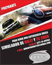 Simuladores de Rally y TC2000
