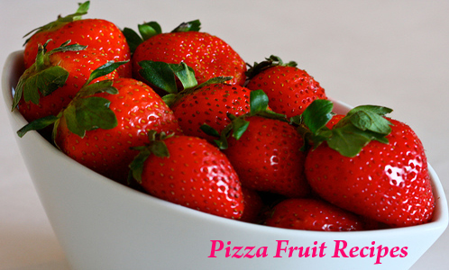 healthy fruit pizza recipes fruits are healthy