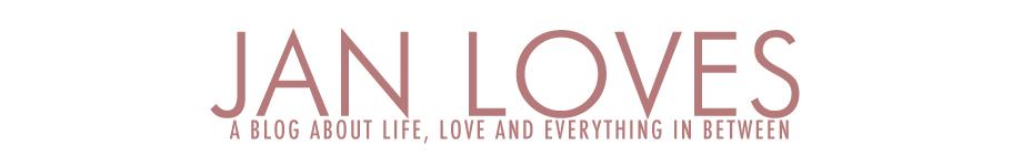 Jan Loves ♥