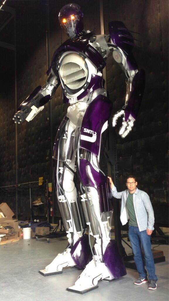 Bolivar Trask y los Centinelas en X-Men: Días del Futuro pasado