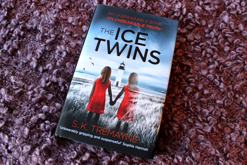 S.K Tremayne - The Ice Twins blog book review