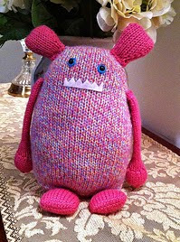 http://www.ravelry.com/patterns/library/gotta-love-me-monster