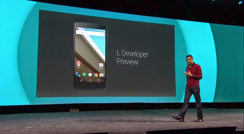 Notifications in Android L
